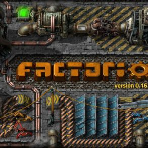 Factorio screen
