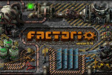Factorio screen