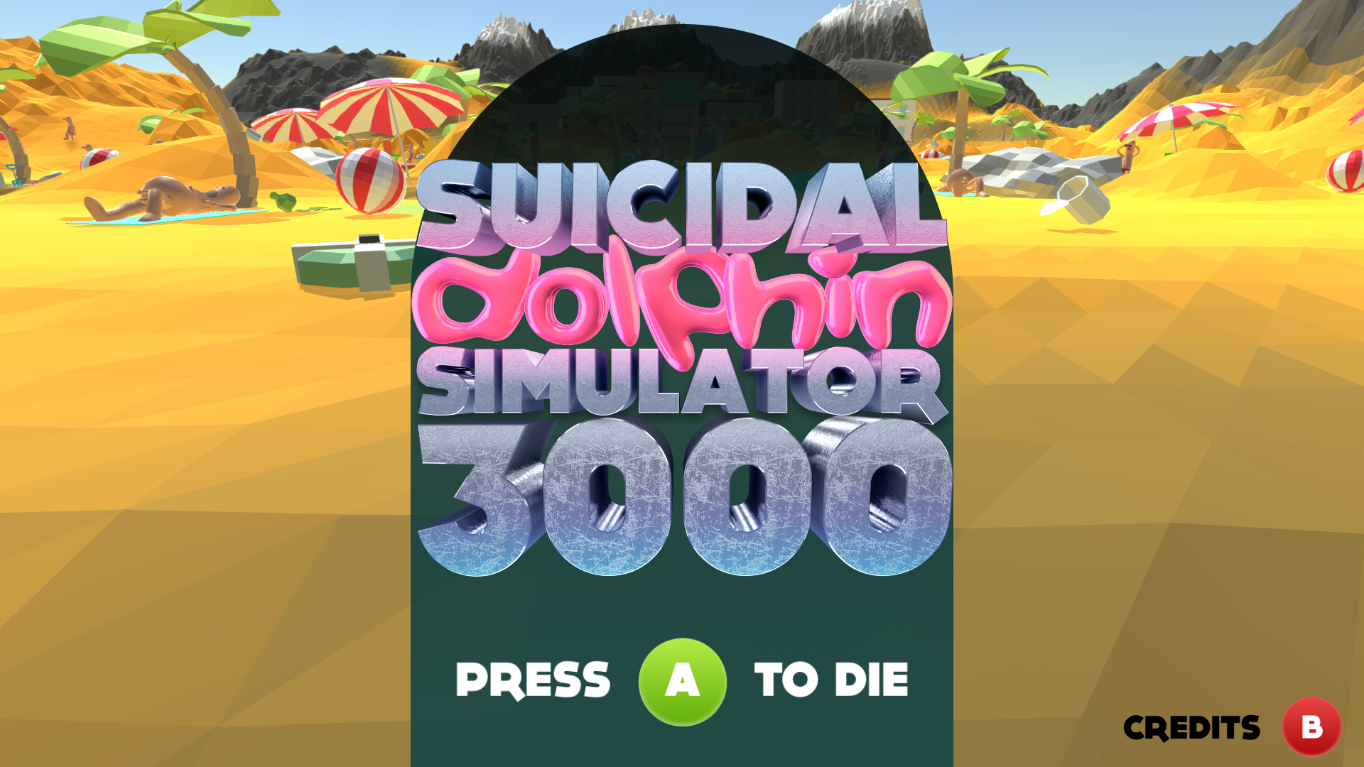 Suicidal Dolphin Simulator 3000